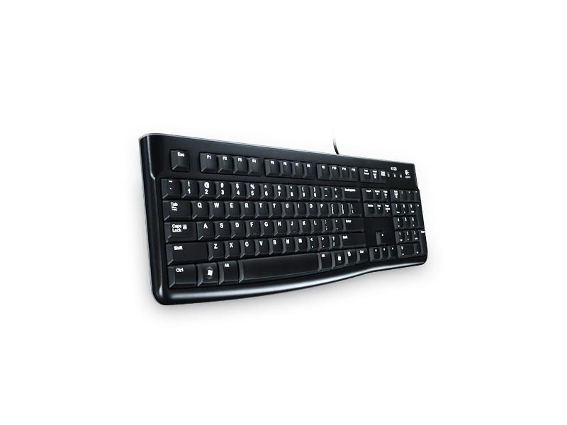 Logitech K120 for Business USB, US
