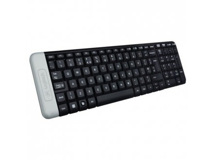 Logitech K230 Wireless KB black US