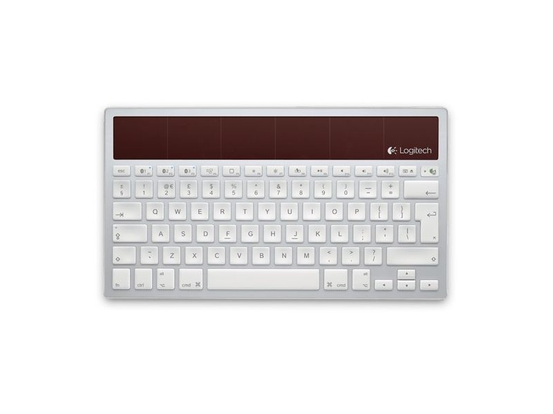 Logitech K760  Wireless Solar KB for MAC iPad