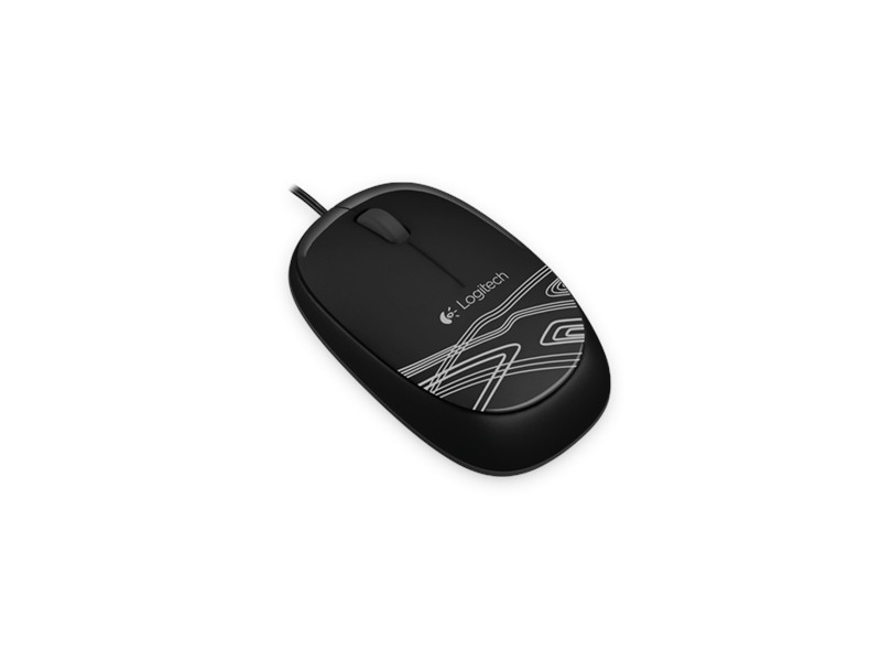 Logitech M105 Optical Black