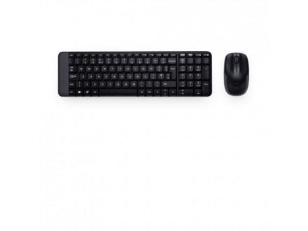 Logitech MK220 Set US Wireless