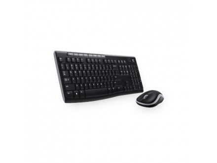 Logitech MK270 Wireless Desktop US + mis