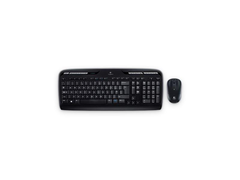Logitech MK330 Wireless Combo Desktop YU