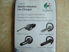 Logitech Mobile Headset Car Charger