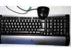 Logitech S510 Bežična Tastatura sa Ruskim slovima