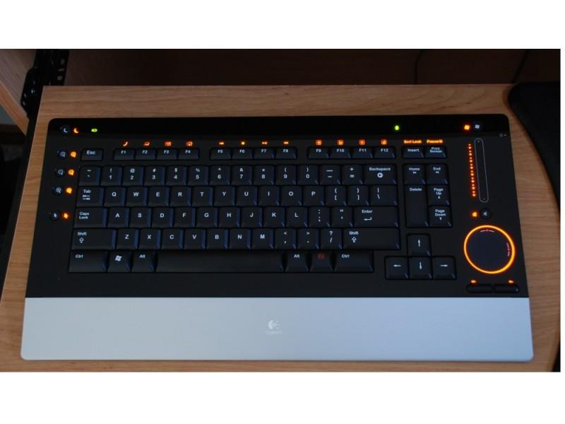 Logitech edge tastatura i mis