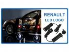 Logo za vrata - RENAULT - LED logo
