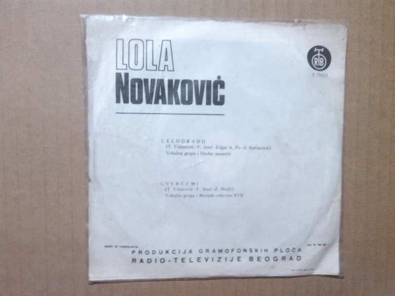 Lola Novaković - Eldorado