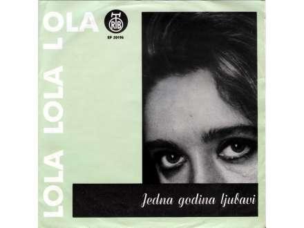 Lola Novaković - Jedna Godina Ljubavi