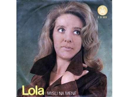 Lola Novaković - Misli Na Mene