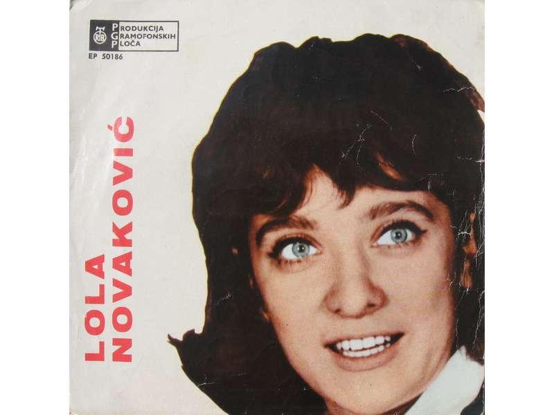 Lola Novaković - Ne, Ne Žalim Ni Za Čim