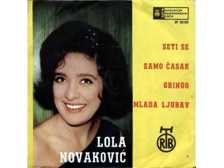 Lola Novaković - Seti Se