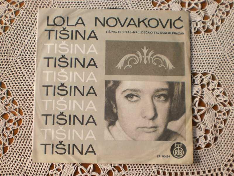 Lola Novaković - Tišina