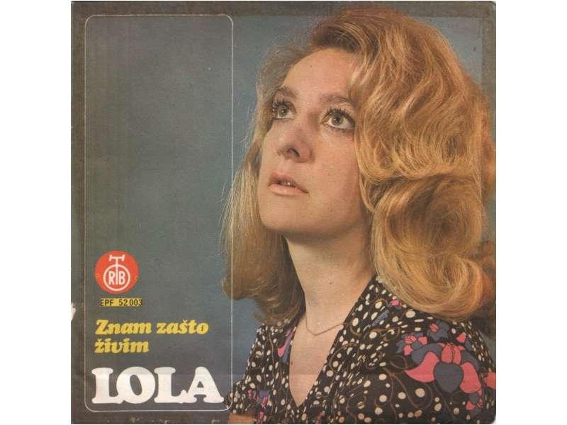 Lola Novaković - Znam Zašto Živim