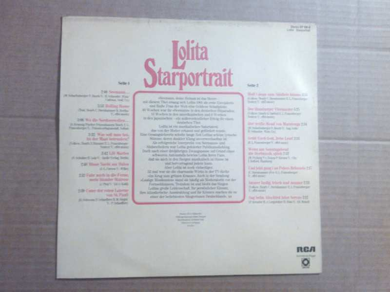 Lolita (3) - Starportrait