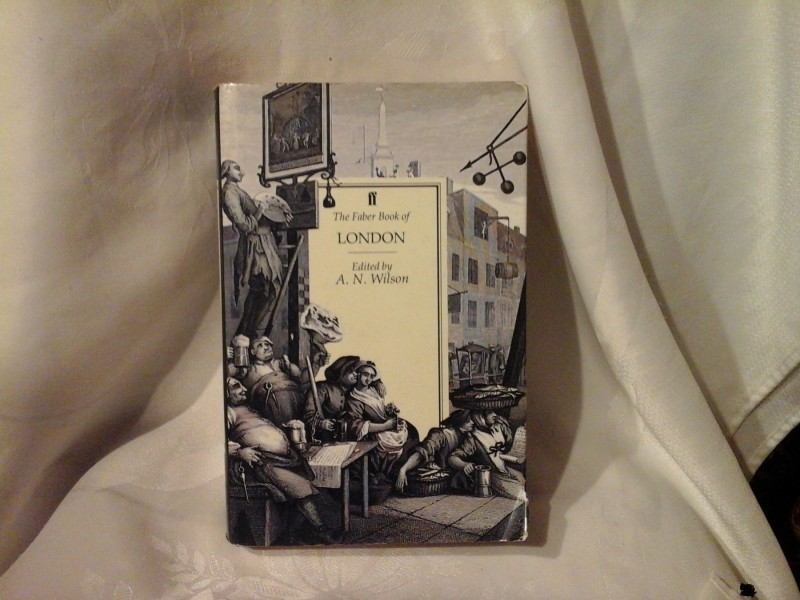 London Wilson istorija Londona na engelskom