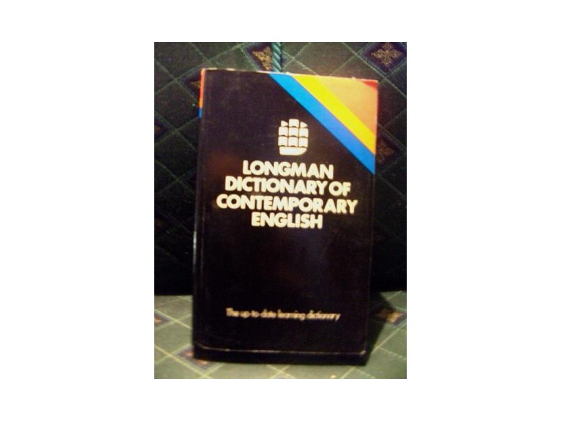 Lonman dictionary of contemporary english