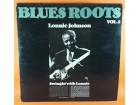 Lonnie Johnson (2) – Swingin` With Lonnie, LP