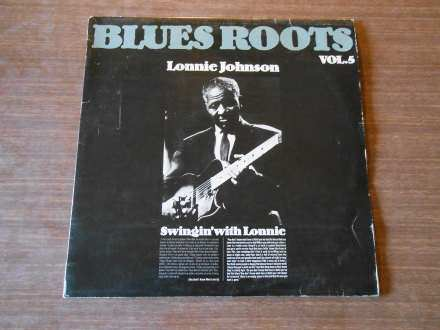 Lonnie Johnson (2) - Swingin` With Lonnie