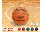 Lopta Medicinka / Medicinska Lopta - Košarkaška 1kg