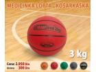 Lopta Medicinka / Medicinska Lopta - Košarkaška 3kg