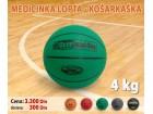 Lopta Medicinka / Medicinska Lopta - Košarkaška 4kg
