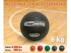 Lopta Medicinka / Medicinska Lopta - Košarkaška 6kg