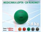 Lopta Medicinka / Medicinska Lopta - Rukometna 0,8kg