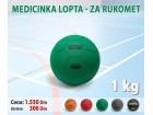 Lopta Medicinka / Medicinska Lopta - Rukometna 1kg