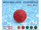 Lopta Medicinka / Medicinska Lopta - Vaterpolo Mini 1kg