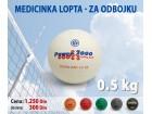 Lopta Medicinka / Medicinska Lopta - za Odbojku 0,5kg