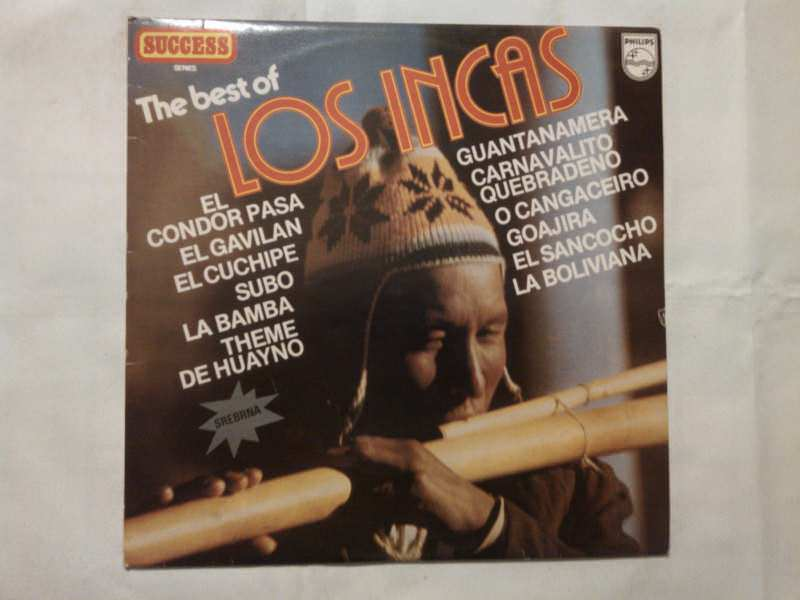 Los Incas - The Best Of Los Incas