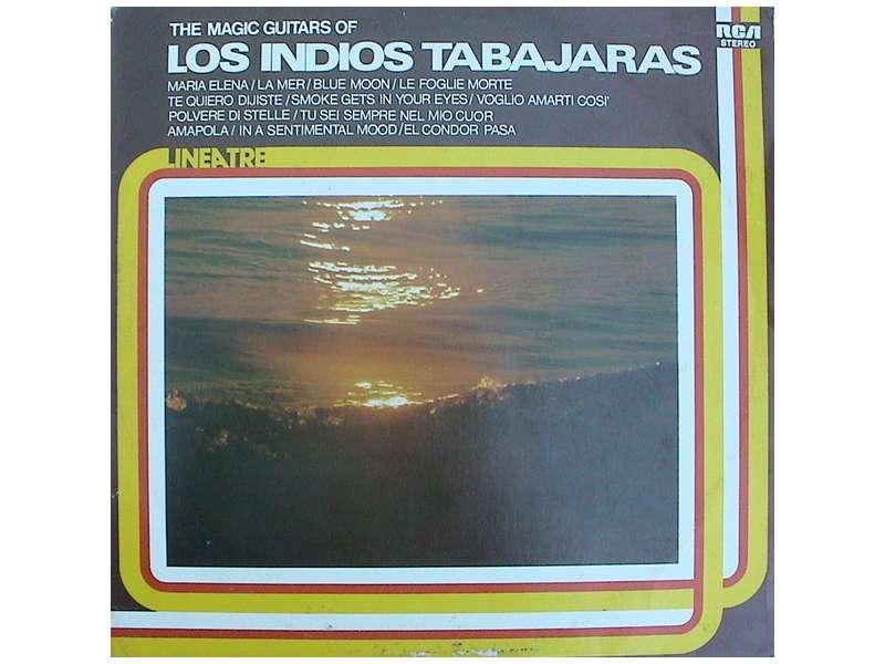 Los Indios Tabajaras - The Magic Guitars Of Los Indios Tabajaras