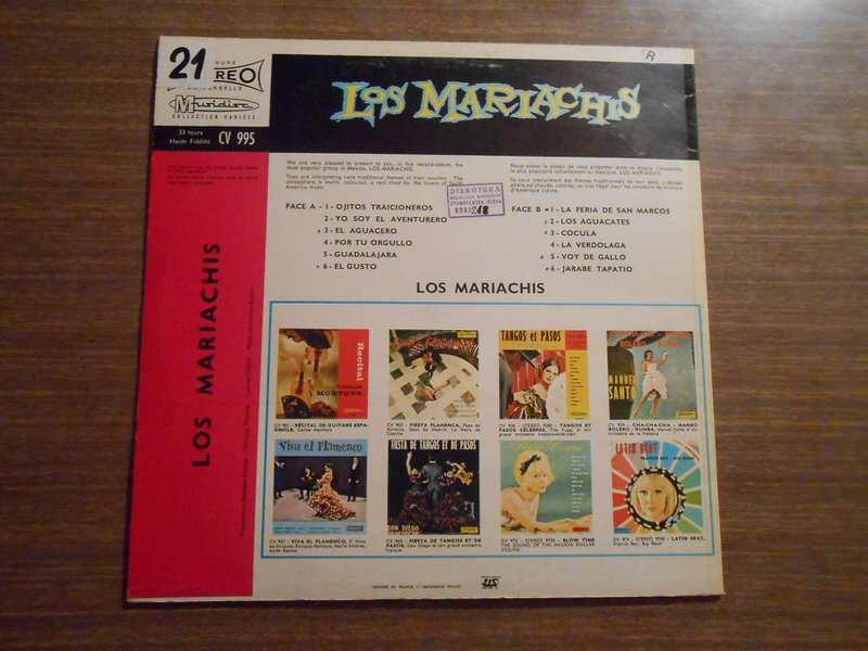 Los Mariachis - Los Mariachis
