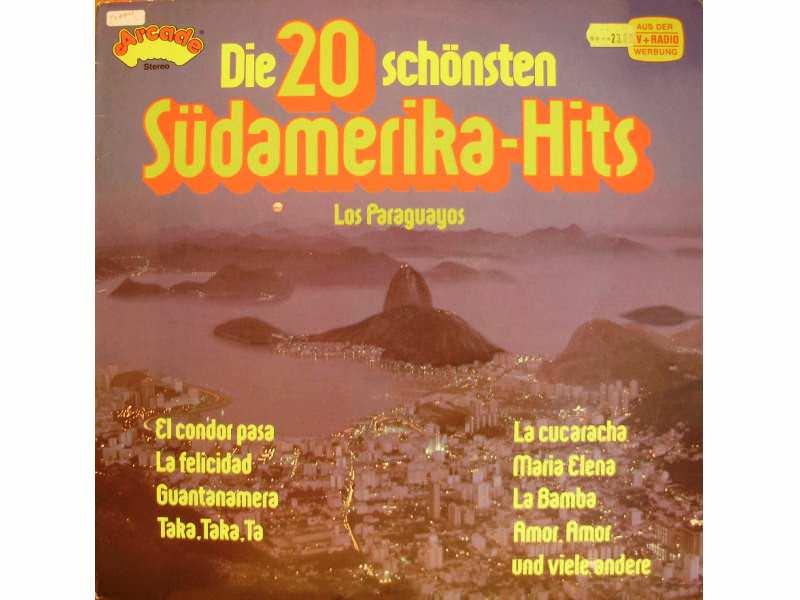 Los Paraguayos - Die 20 Schönsten Südamerika-Hits