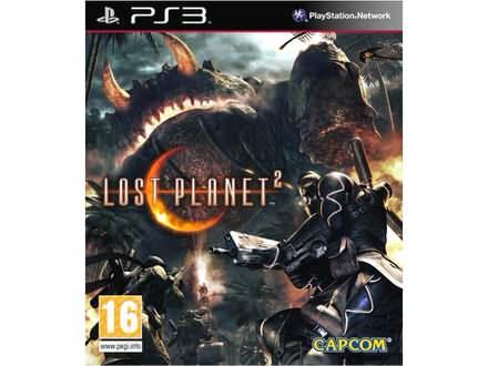 Lost Planet 2 za PS3