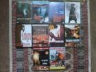 Lot 10 DVD filmova Blade 2,Skarface,Totalni opoziv