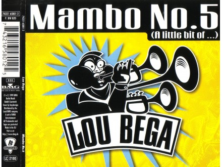 Lou Bega - Mambo No.5 (A Little Bit Of...)