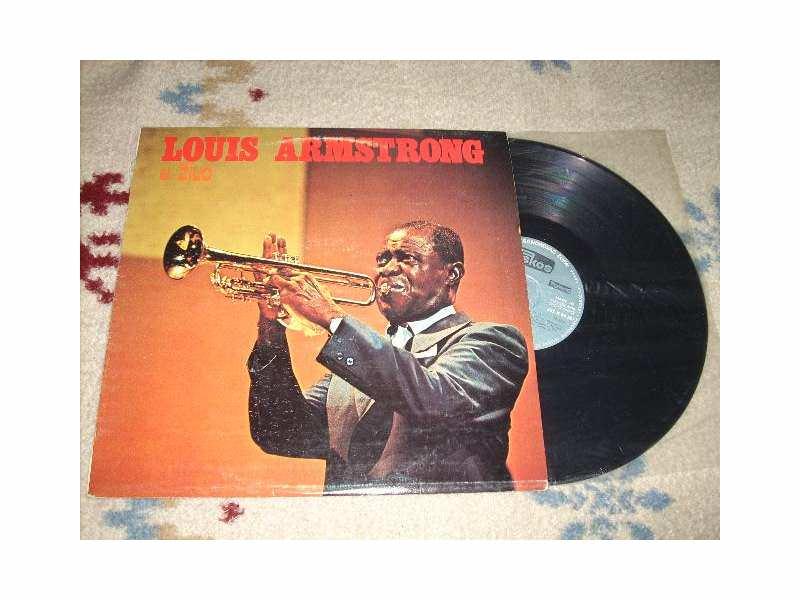 Louis Armstrong – U Živo LP Diskos ex