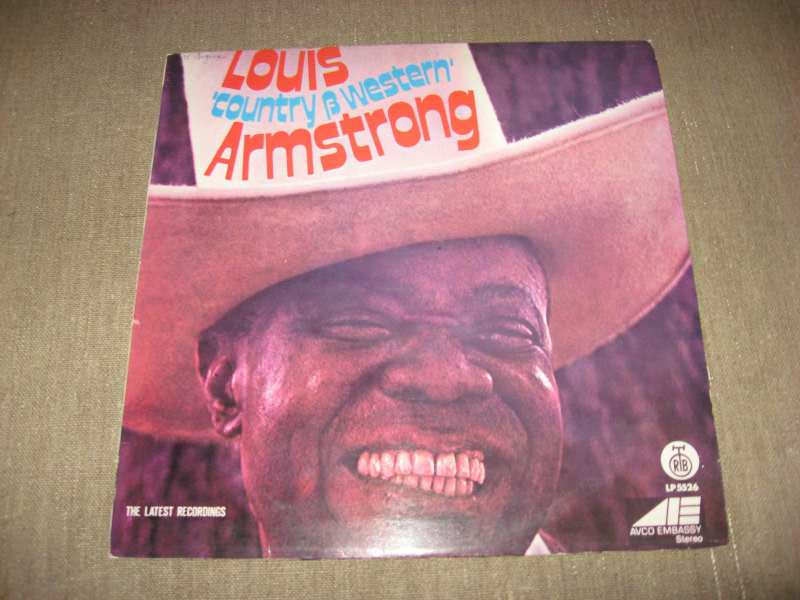 Louis Armstrong - Louis `Country & Western` Armstrong
