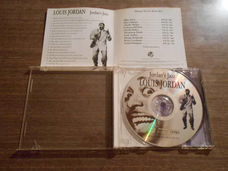 Louis Jordan - Jordan`s Jazz