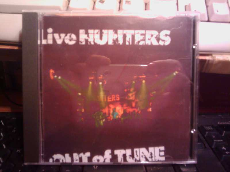 Love Hunters - Out Of Tune, CD