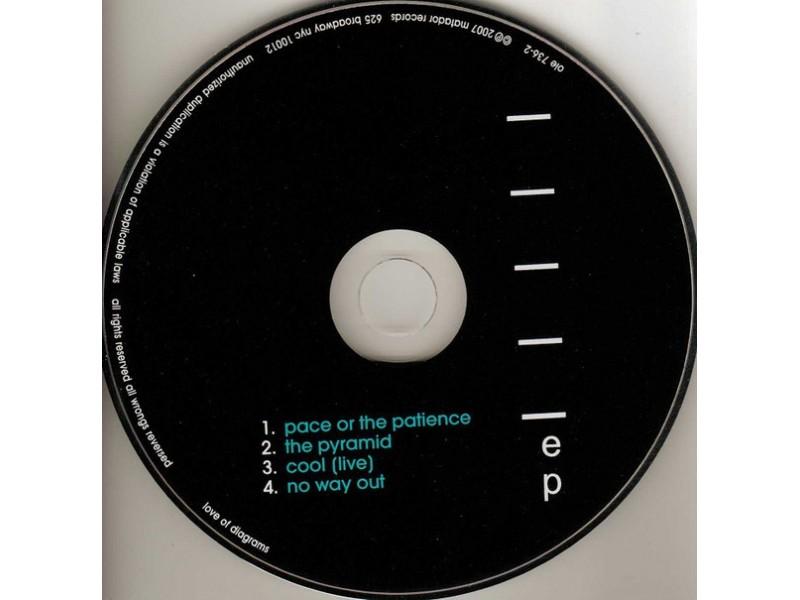 Love Of Diagrams – Love Of Diagrams EP