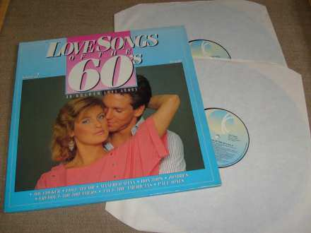 Love Songs Of The 60`s - Vol. 2