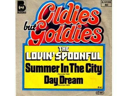 Lovin` Spoonful, The - Summer In The City/ Daydream