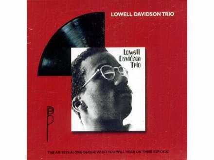 Lowell Davidson Trio - Lowell Davidson Trio