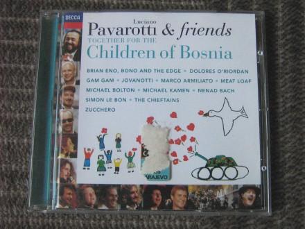 Luciano Pavarotti - For The Children Of Bosnia