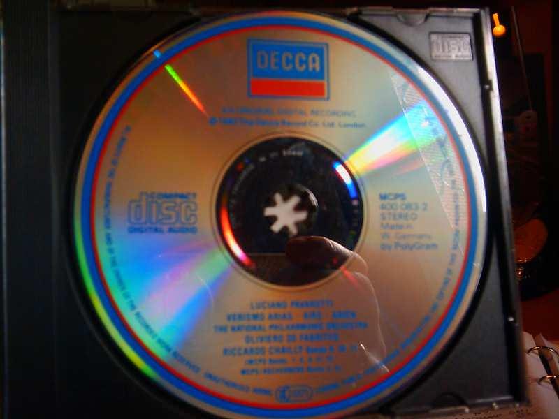 Luciano Pavarotti - Verismo Arias