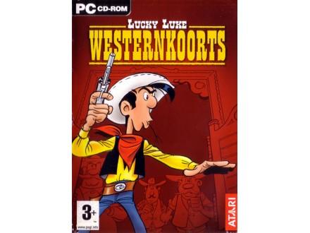 Lucky Luke Westernkoorts