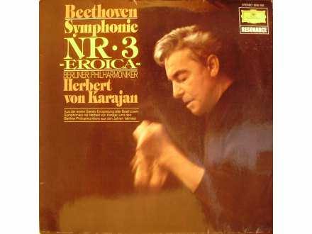 Ludwig van Beethoven, Berliner Philharmoniker, Herbert Von Karajan - »Eroica«